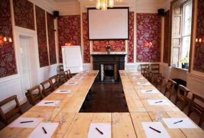 Conference Room at No.4 Clifton Village