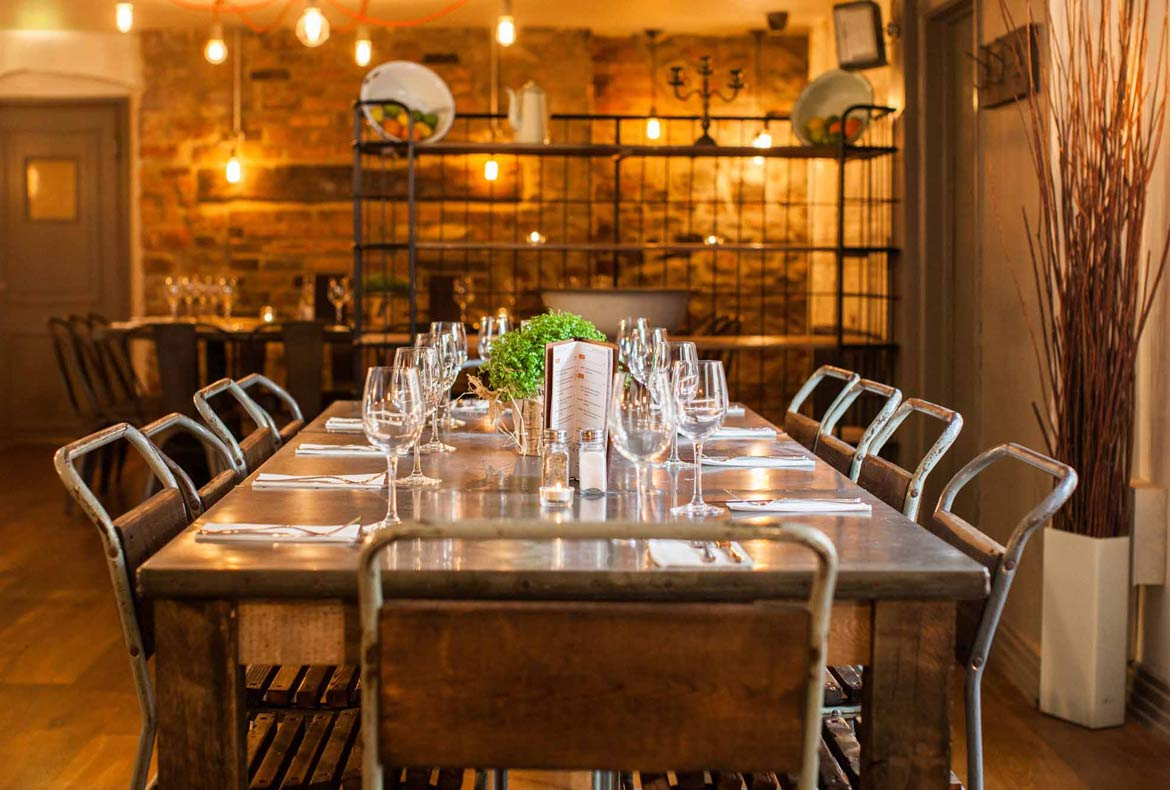 private dining rooms in bristol restaurants in bristol