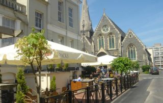 SUMMER PARTY VENUE IN CLIFTON