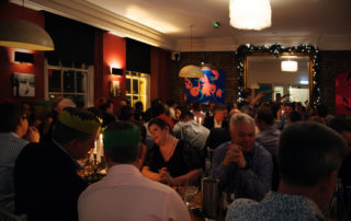 PRIVATE PARTY AND FUNCTION ROOM IN BRISTOL