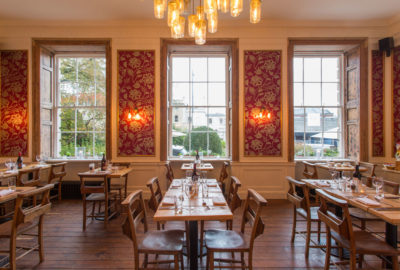 private dining venue in clifton